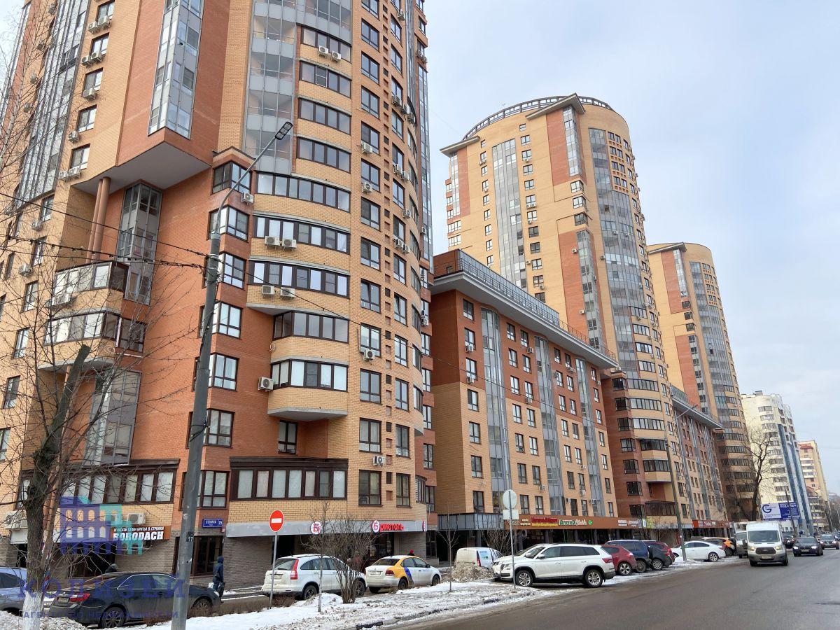 Квартира на продажу по адресу Россия, Московская область, Реутов, Ленина ул, 15